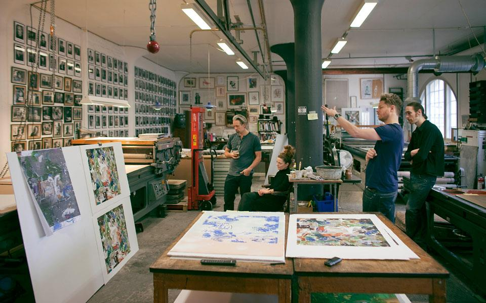 Original prints and lithographs for sale - Edition Copenhagen